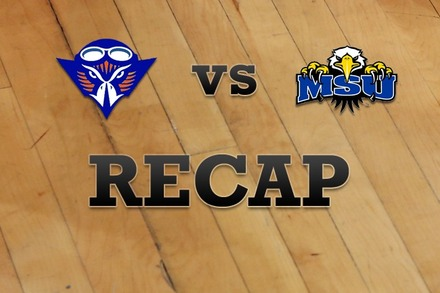 Tennessee-Martin vs. Morehead State: Recap, Stats, and Box Score