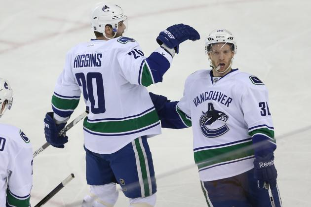 Winger Jannik Hansen Finds Scoring Touch Despite Vancouver Canucks Slump
