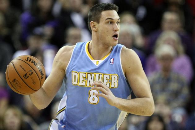 Gallinari: 'I'm a Lover Not a Fighter.'