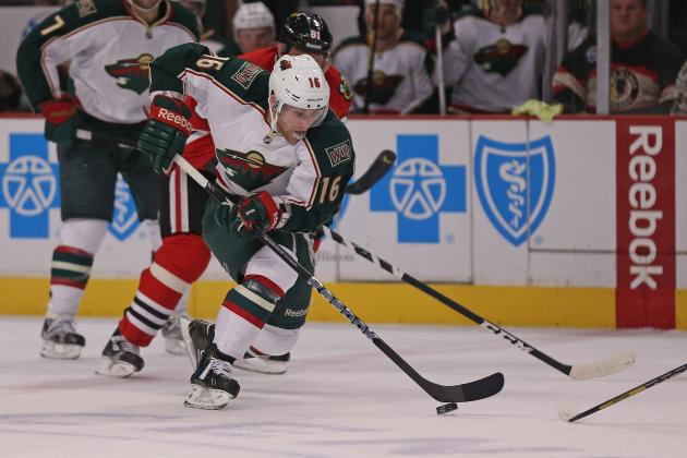 Minnesota Wild Hope Rare Practice Recharges Team