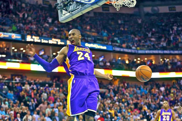 Kobe Bryant Keeps LA Lakers' Season Alive in Huge Comeback