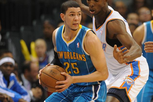 Report: Austin Rivers out 4-6 Weeks with Broken Hand