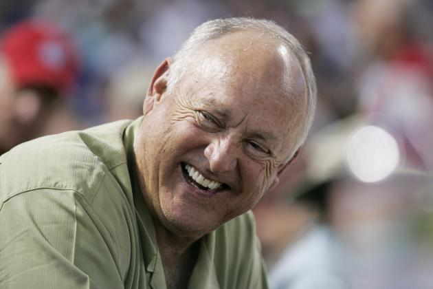 Astros Should Pull out All the Stops to Woo Rangers' Nolan Ryan to Houston