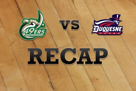 Charlotte vs. Duquesne: Recap, Stats, and Box Score