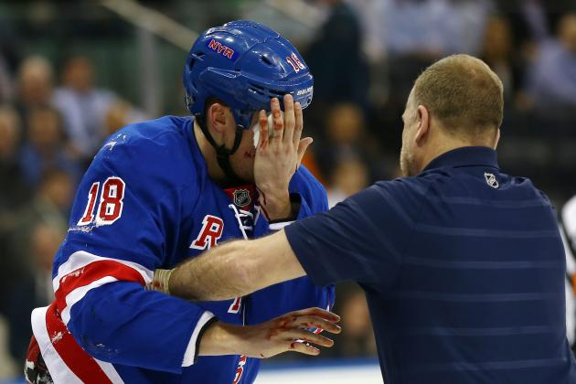 Marc Staal Injury Update: Latest News Surrounding Rangers Defenseman