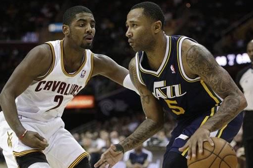 Jazz Last Second Attempt Falls Short, Lose to Cleveland 104-101