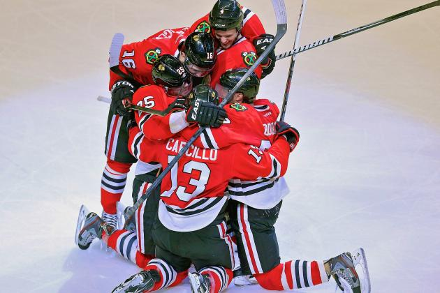 Chicago Blackhawks Extend Record-Setting Point Streak to 24 Games