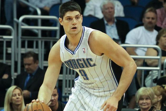 Heat 'Feverishly' Pursued Trade for Nikola Vucevic
