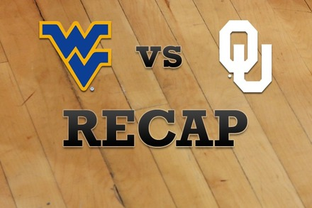 West Virginia vs. Oklahoma: Recap, Stats, and Box Score