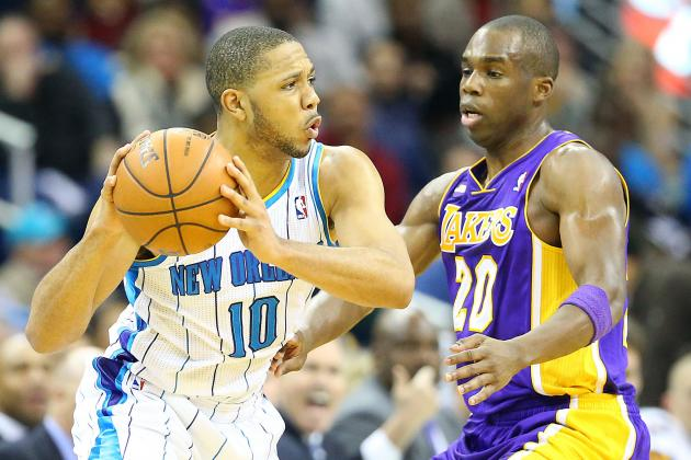 Lakers Rally from Huge Deficit to Stun New Orleans Hornets