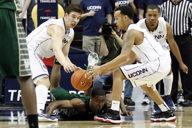 UConn Falls to South Florida, 65-51