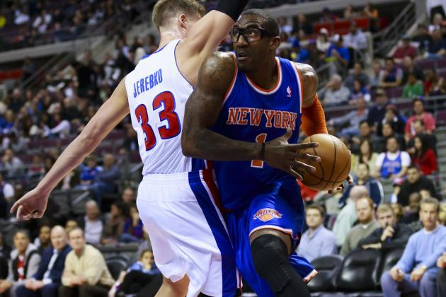 Knicks Avoid Disastrous Loss to Lowly Pistons