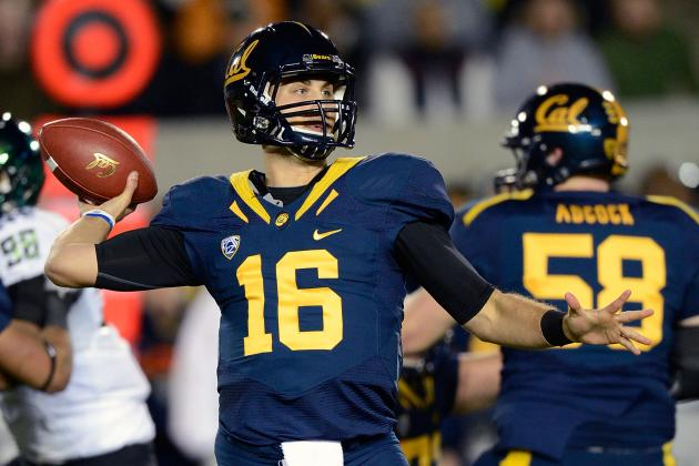 Cal Quarterback Allan Bridgford Deciding Whether to Leave Team
