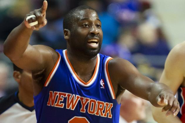Knicks Come Alive in 4th to Beat Pistons Without Anthony