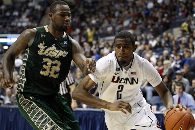 Final: South Florida 65, UConn 51