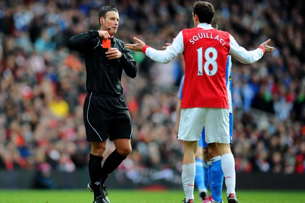 Arsenal: Why Sebastien Squillaci Is Arsenal's Biggest Waste of Space