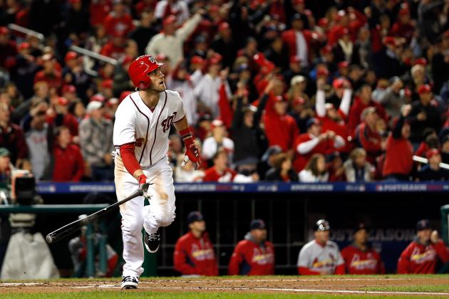 Why Bryce Harper Is Not at Risk of the 'Sophomore Slump' in 2013