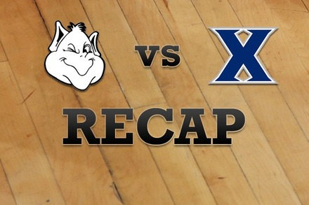 Saint Louis vs. Xavier: Recap, Stats, and Box Score
