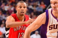 Toronto Raptors Roll over Sad-Sack Phoenix Suns
