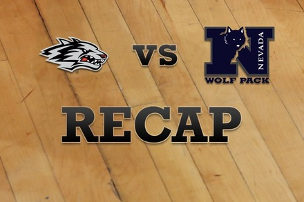 New Mexico vs. Nevada: Recap, Stats, and Box Score