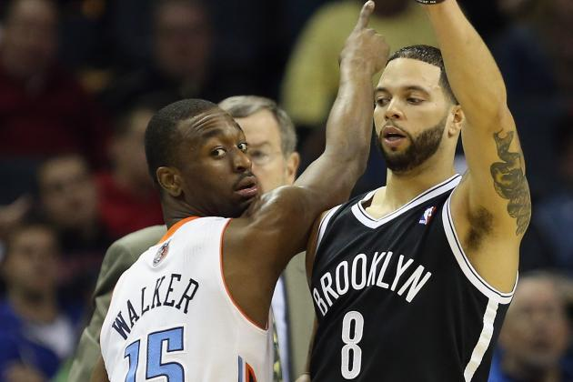 Nets Beat Bobcats, 99-78, as Deron Williams Has 20 Points and Eight Assists