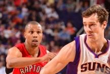 Toronto Raptors 98, Phoenix Suns 71 – Crashing down
