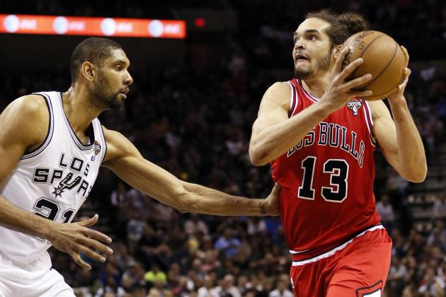 San Antonio Spurs 101, Chicago Bulls 83