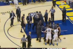 Fight Breaks Out at Stanford vs. Cal