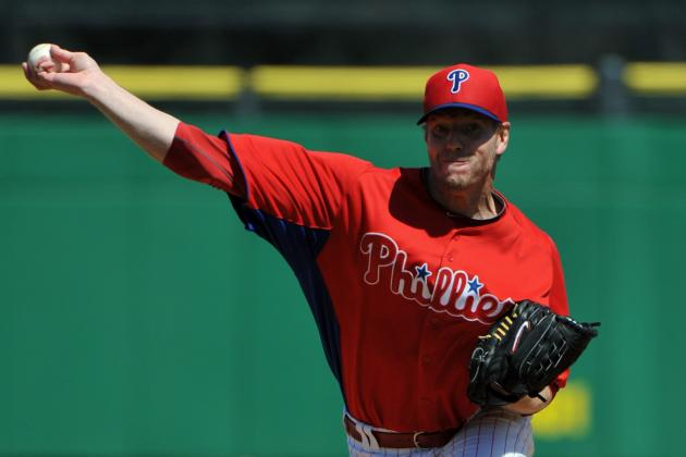 Halladay, Strasburg Deny Throwing at Hitters
