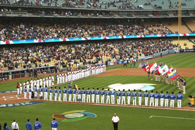 World Baseball Classic 2013 Schedule: Full Preview of This Weekend's Action