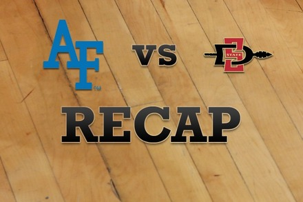 Air Force vs. San Diego State: Recap, Stats, and Box Score