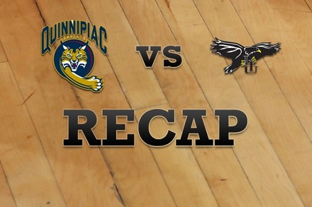 Quinnipiac vs. Long Island: Recap, Stats, and Box Score