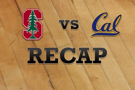 Stanford vs. California: Recap, Stats, and Box Score
