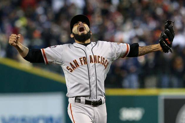 Predicting San Francisco Giants' Regular-Season Record