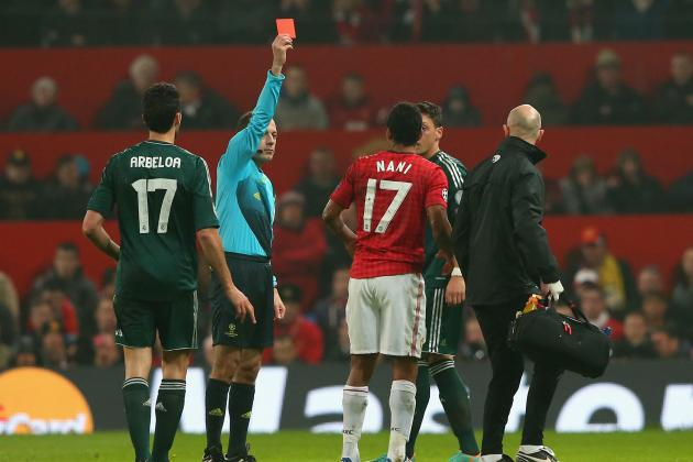 Manchester United Focus: What Exactly Encompasses a Red Card Offense?