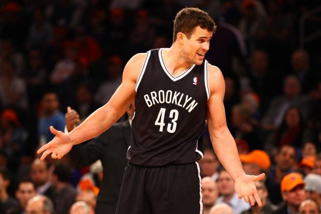 Brooklyn Nets: Kris Humphries Officially out of Rotation in Brooklyn