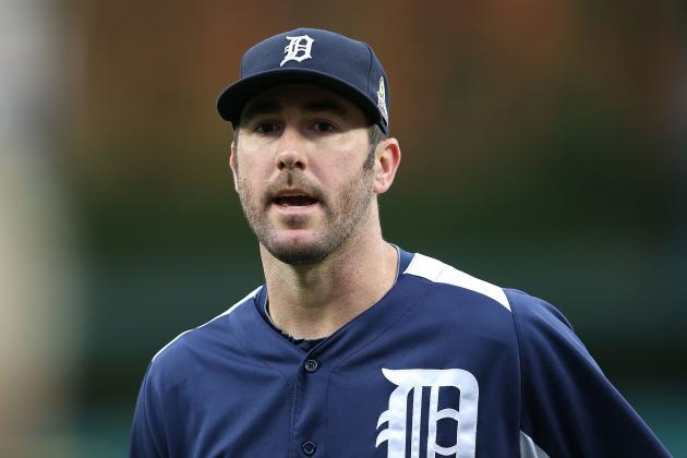 Detroit Tigers over-Under: What Will Justin Verlander's ERA Be for 2013 Season?