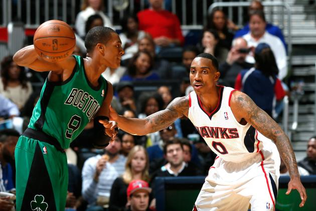 What's the Boston Celtics' Long-Term Plan for Rajon Rondo?
