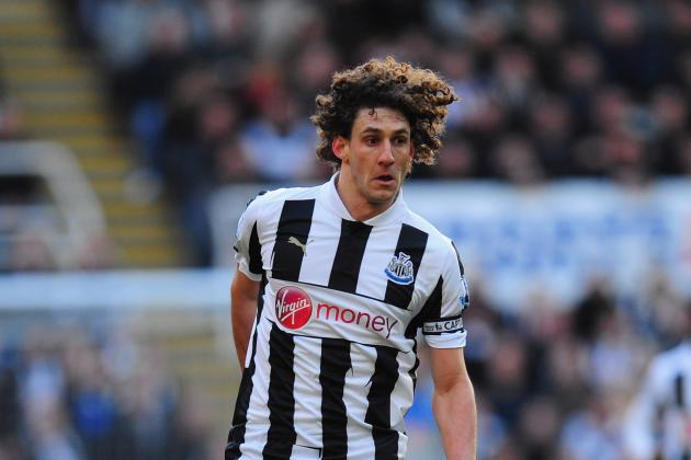 Newcastle Suffer Fabricio Coloccini Injury Blow