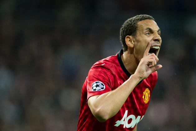 Manchester United Defender Ro Ferdinand Avoids UEFA Censure