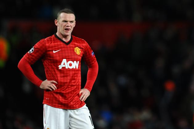 Why Wayne Rooney Could Be on His Way out of Manchester United