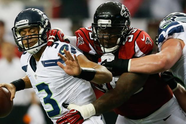 Could Babineaux Be the Falcons New Sackmaster?
