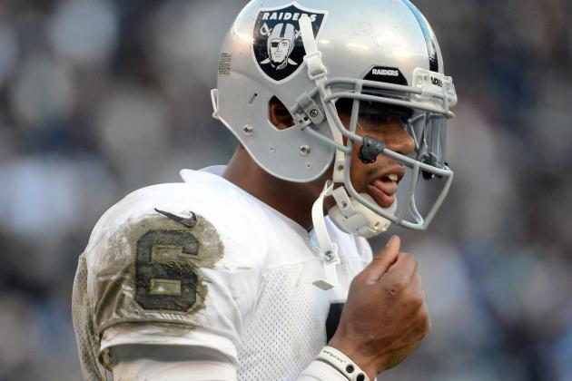 Terrelle Pryor Sells Himself as Oakland Raiders' QB