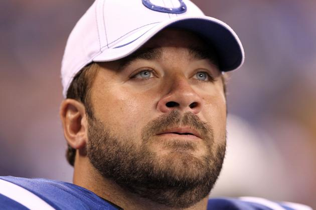 Jeff Saturday Regrets Not Pursuing Undefeated Season