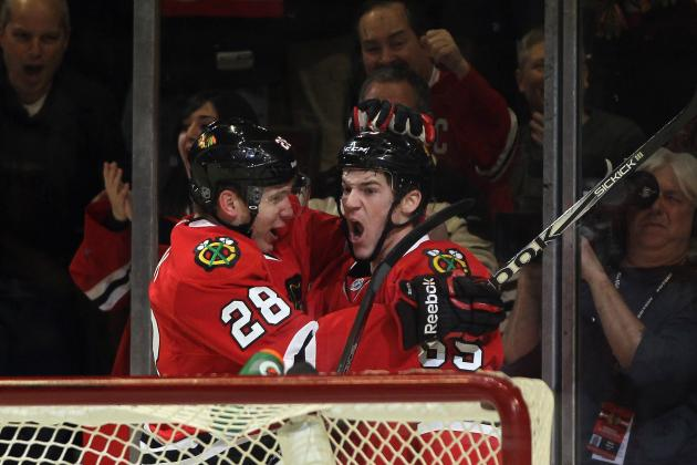 Chicago Blackhawks: Sit the Extra D-Men and Bring Up the Kids from Rockford