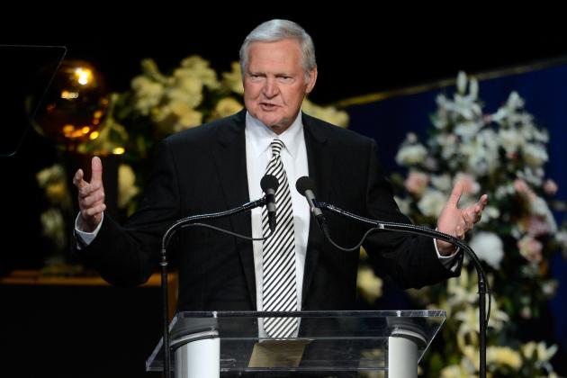 Jerry West Thinks LA Lakers Should Sail Smoothly from Here on Out