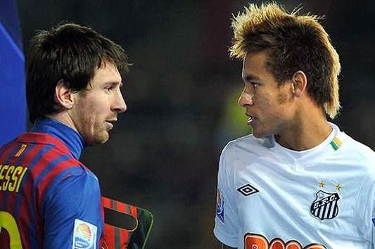 FC Barcelona: Could Neymar and Messi Actually Work Together in Barcelona Attack?