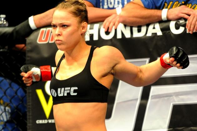 Why the UFC Wants Jones vs. Silva Superfight, but Not Rousey vs. Cyborg