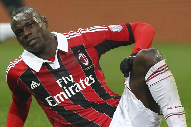 Allegri: Balotelli Not 100 Per Cent