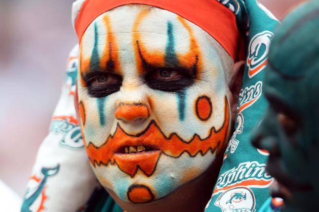 Miami Dolphins Chief Trashes